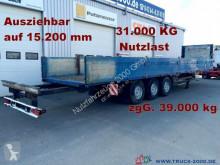 naczepa Kögel SN24 Spezial Verlängerbar auf 15,20m NL 31.000kg
