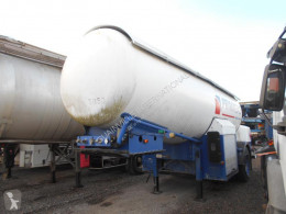 GAZ semi-trailer used gas tanker