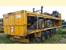 Nc LICEÑENA semi-trailer used flatbed