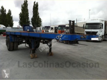 Fruehauf KPB F113. 65 semi-trailer used flatbed