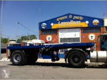 DAF CE 13 25 semi-trailer used flatbed