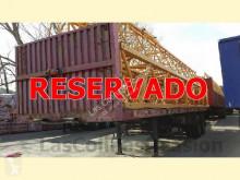 nc Semi-remorque plate-forme semi-trailer