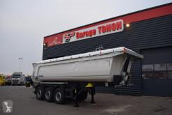Schmitz Cargobull half-pipe semi-trailer SKI PORTE HYDRAULIQUE