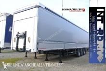 Schwarzmüller semirimorchi centinati con sponde e Francesi nuovi pronta consegna semi-trailer