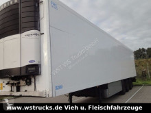 semi remorque Schmitz Cargobull 8 x Tiefkühl Fleisch/Meat Rohrbahn Bi-temp