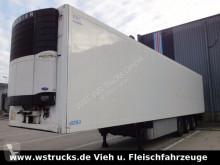naczepa Schmitz Cargobull 8 x Tiefkühl Fleisch/Meat Rohrbahn Bi-temp