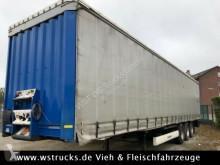 Semirimorchio centinato alla francese Krone SDP27 Profiliner Edscher XL Top
