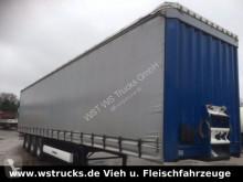 semi remorque Krone SDP27 Profiliner Edscher XL Top Scheibenbremse