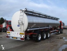 Magyar semi-trailer used chemical tanker
