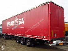 Félpótkocsi Schmitz Cargobull FIRANKA MEGA 100m3 *530.000km* SUPER STAN használt függönyponyvaroló