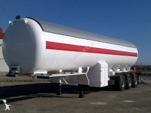 Indox GLP 45.500 LITROS semi-trailer new gas tanker