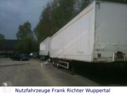 Semirremolque furgón Sommer SG 240 ATX Kleiderkoffer 2x da