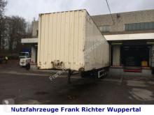Semi remorque fourgon Sommer SG 240 STX, Stahlbrückenauflieger, Kleiderkoffer