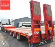 Kässbohrer PORTE ENGIN EXTENSIBLE semi-trailer