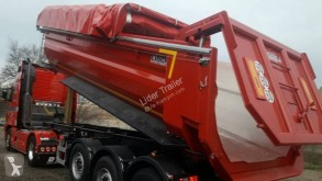 Lider trailer half-pipe semi-trailer 2021