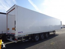 Schmitz Cargobull SKO Fourgon Ferroplast semi-trailer new box