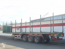 Timber semi-trailer - Plattform