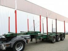 Náves súprava na odvoz dreva Huttner SART 39/3-2ZL HUTTNER SART39/3-2ZL Langholzauflieger