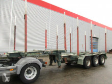 Huttner timber semi-trailer