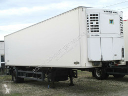 SVKA 10 ZVKA 10 City-Sattel Thermo King SL 200e semi-trailer used refrigerated