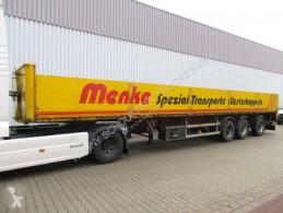 Renders flatbed semi-trailer SAnh N04G31-V Aufnahme für Rollerkran und Zwangsgelenkt
