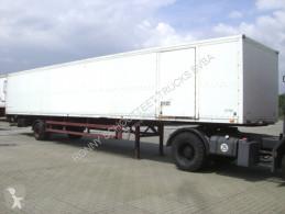 Semirremolque CSKL 113 Cordes Sottorf CSKL 113 Mega Jumbo furgón usado