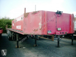 Flatbed semi-trailer 3 SW 25