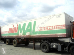 Box semi-trailer VTS -