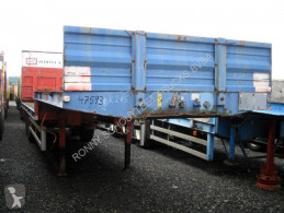 Goldhofer ST 2-23/80 semi-trailer used heavy equipment transport
