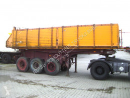 Nc SAK 38.22/70 e BLUMHARDT SAK 38.22/70e, ca. 20 m³, 3-Seitenkipper used other semi-trailers