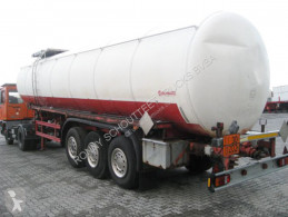 Schmitz Cargobull tanker semi-trailer - - Stahltank