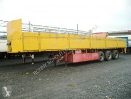 Flatbed semi-trailer OTIB 113-2700 U GS MEPPEL OTIS 113-2700U, Kranvorbereitung