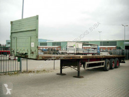 Krone flatbed semi-trailer SDP 24
