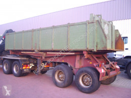 Nc - - SCHROEDER ca. 18,3 m³, 3-Seitenkipper used other semi-trailers