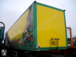 - S24-1366-C-4-3 semi-trailer damaged box