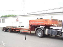 Goldhofer STPA T2-22/80A semi-trailer used heavy equipment transport