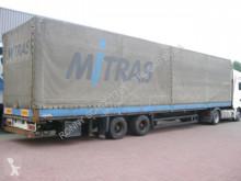 Used flatbed semi-trailer Schmitz Cargobull SPR 26
