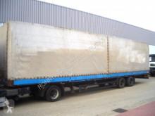 Návěs Schmitz Cargobull SPR 26 SPR 26, Mega, Jumbo plošina použitý