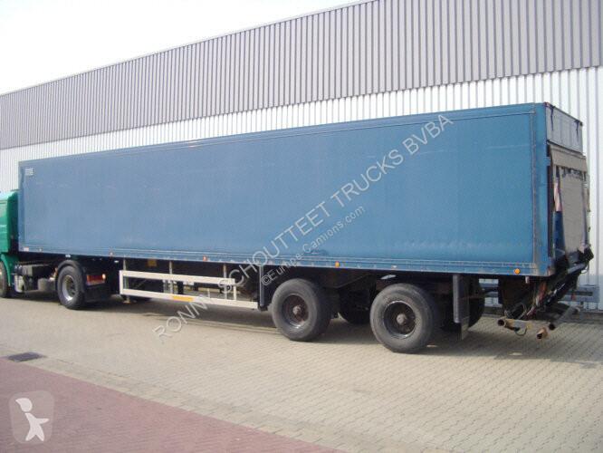 Voir les photos Semi remorque Schmitz Cargobull SKO 20