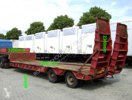 Kaiser - SAnh Tieflader KAISER semi-trailer used heavy equipment transport