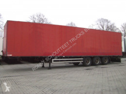Sommer SG 240-ATX semi-trailer used box