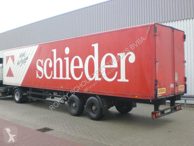 View images Nc SLG 2/90 SPIER SLG 2/90, 2x VORHANDEN! semi-trailer