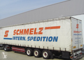 Kögel SN 24 semi-trailer used tautliner
