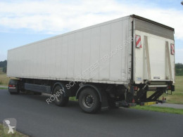 Refrigerated semi-trailer SA 28-L ROHR SA 28-L