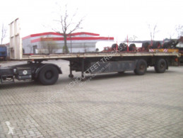 Hendricks HPA - semi-trailer used flatbed