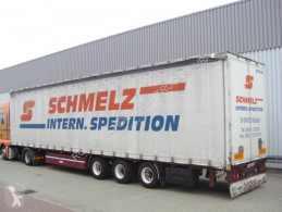 Meusburger flatbed semi-trailer