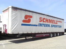 Meusburger tautliner semi-trailer SAnh MPS-3 MEUSBURGER MPS-3, Mega, Jumbo
