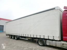 Sommer tautliner semi-trailer SP 24T-CU SP 24T-CU, Mega, Jumbo