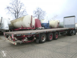 نصف مقطورة منصة Schmitz Cargobull S 01