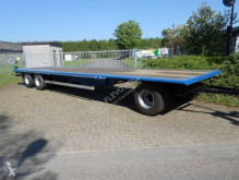 Pacton KEIJL semi-trailer used flatbed